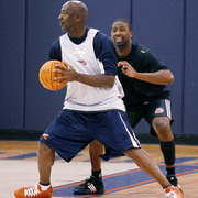michaeljordan bobcats training