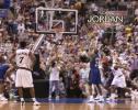 michael jordan last game