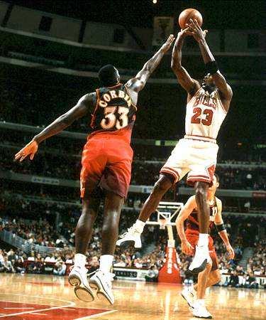 Michael Jordan - Sezon 1996/97